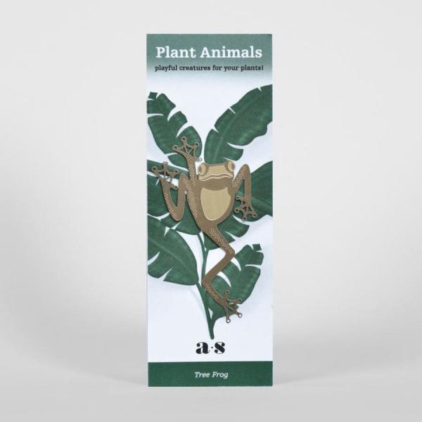 Växtsmycke Grodan