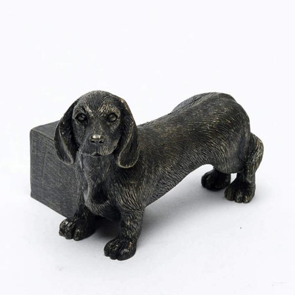 Krukfötter Hund brons