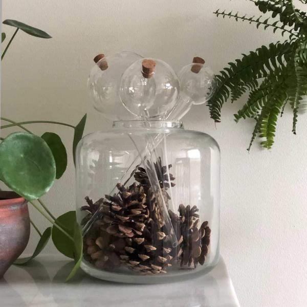 Självvattnare Bubblan för krukväxter