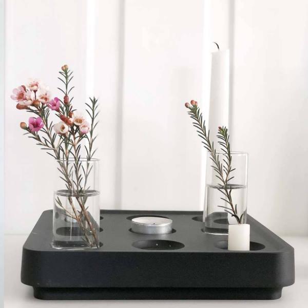 Vaser för stumpastaken 4-pack