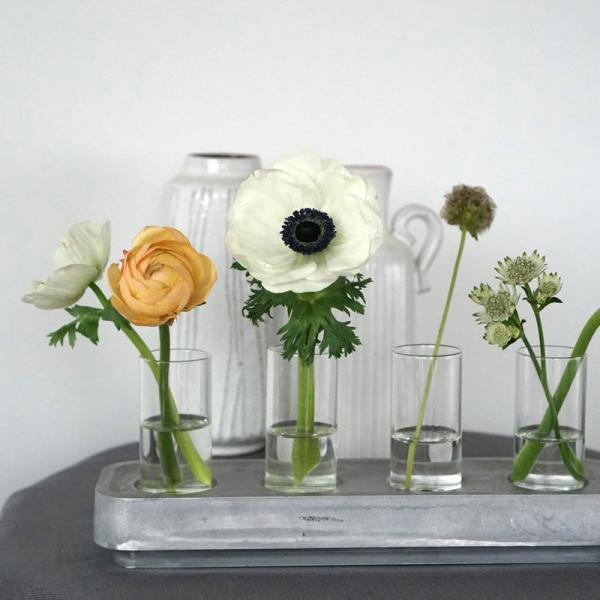 Vaser till stumpastaken 4-pack