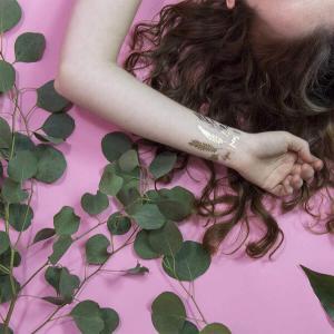Body Art Plant lady