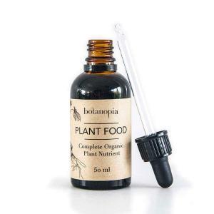 Plant food- ett komplett organisk växtnäring - Botanopia