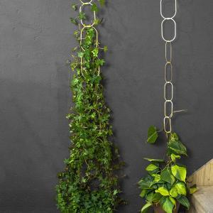 Växtstöd Chain mässing